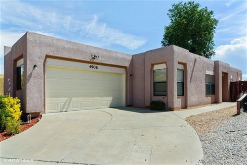 Photo of 4908 Butte Place NW, Albuquerque, NM 87120 (MLS # 973747)
