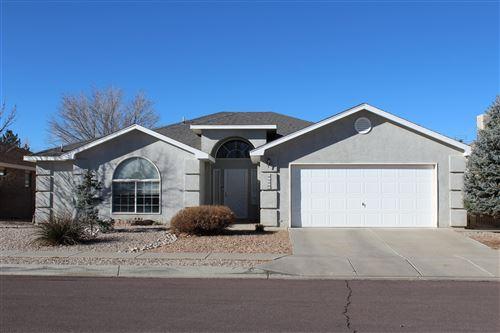 Photo of 10219 MONTFORD Street NW, Albuquerque, NM 87114 (MLS # 985747)