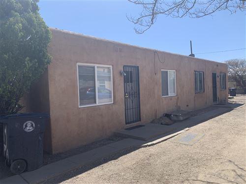 Photo of 119 CHARLESTON Street SE, Albuquerque, NM 87108 (MLS # 964749)