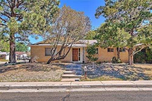Photo of 12201 SIERRA GRANDE Avenue NE, Albuquerque, NM 87112 (MLS # 967749)