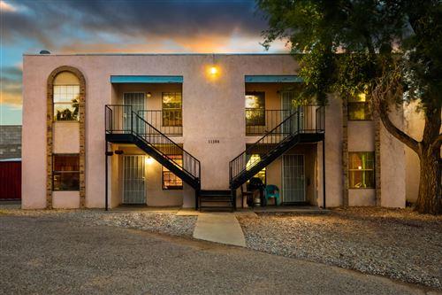 Photo of 11108 Senac Place NE, Albuquerque, NM 87123 (MLS # 973749)