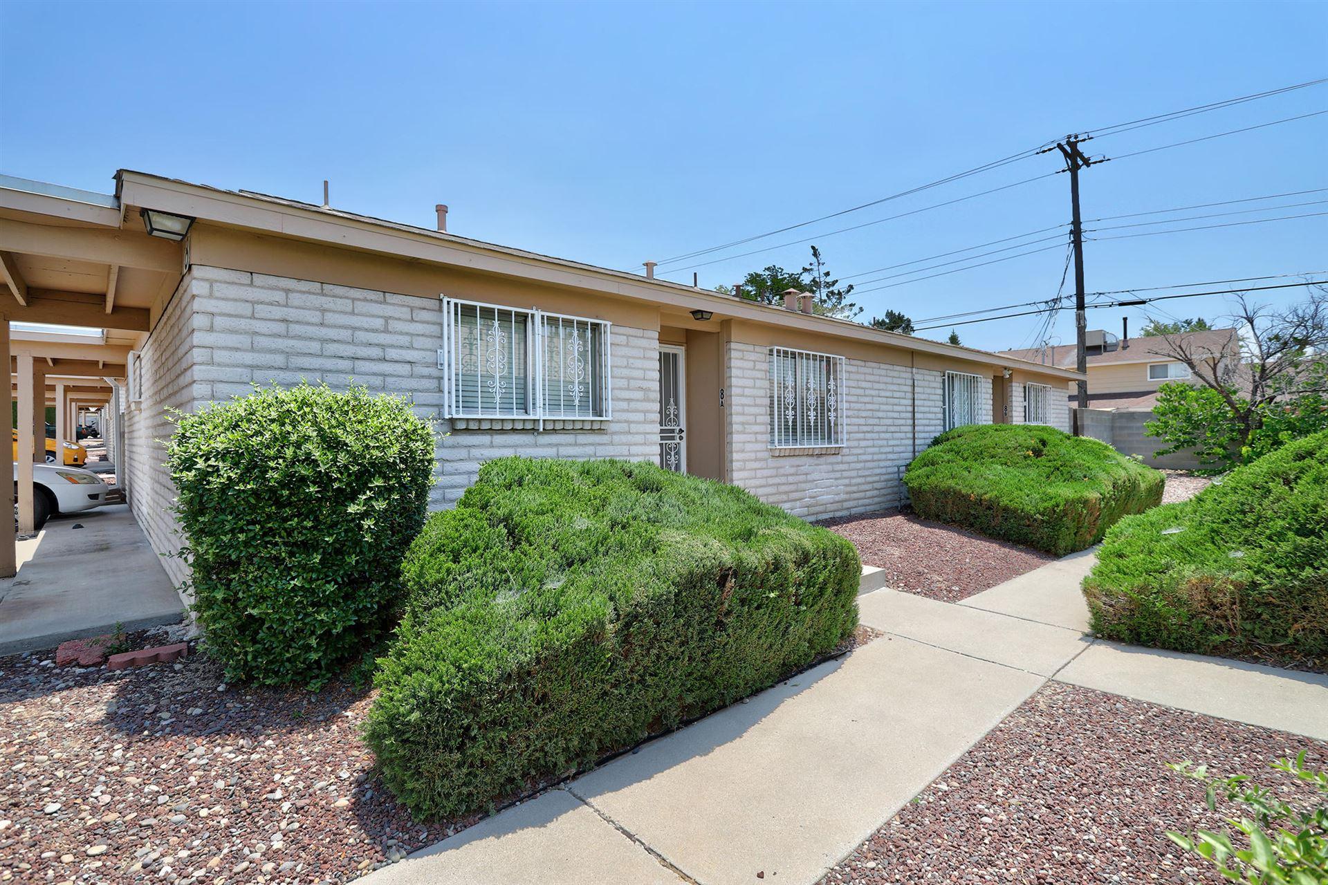 Photo of 8416 HILTON Avenue NE #8A, Albuquerque, NM 87111 (MLS # 994753)