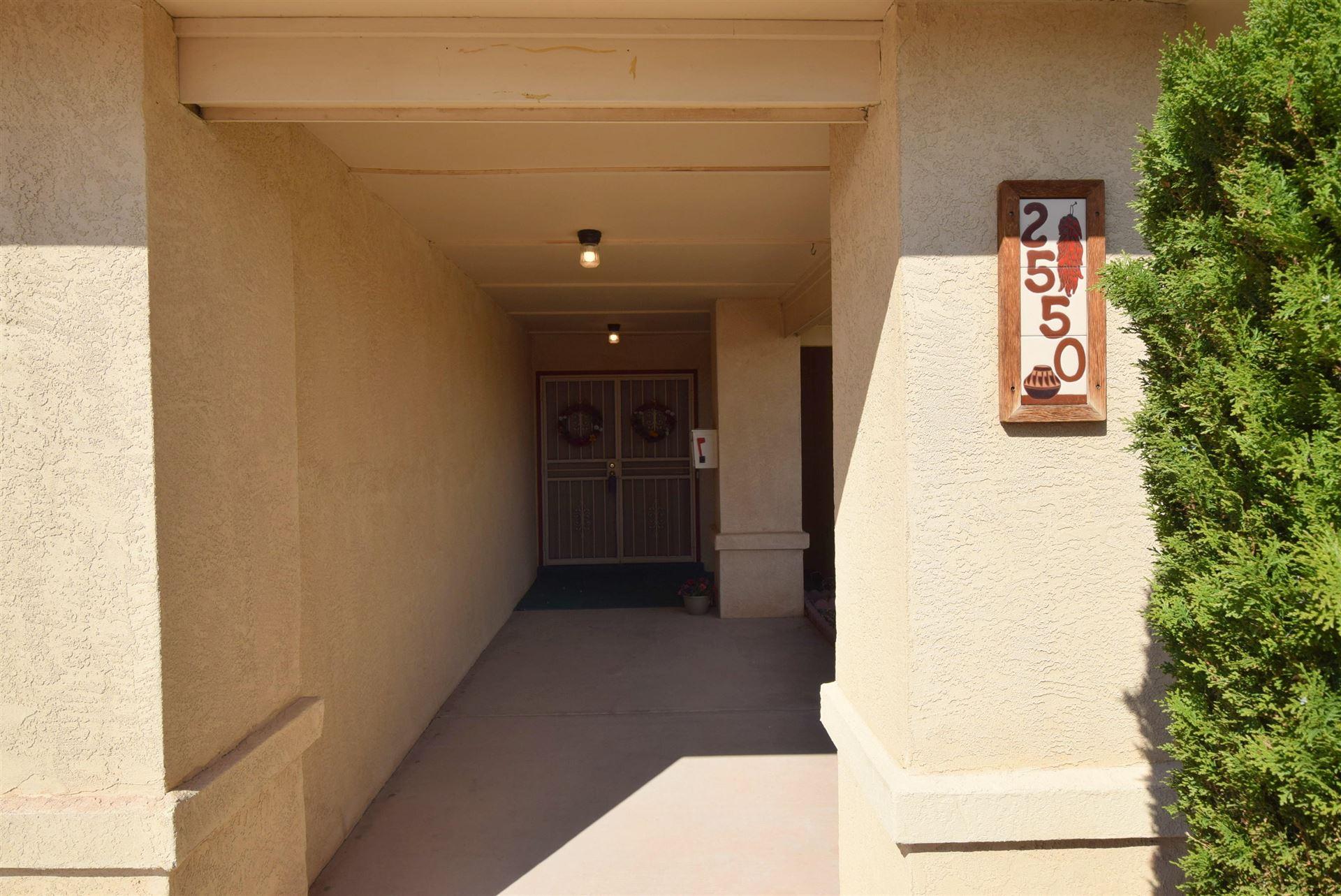 Photo of 2550 BOGIE Road SE, Rio Rancho, NM 87124 (MLS # 989756)