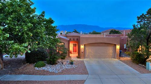 Photo of 7644 Calle Carisma NE, Albuquerque, NM 87106 (MLS # 1001757)