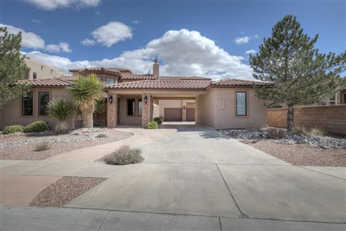 Photo of 9400 BEAR MOUNTAIN Trail NE, Albuquerque, NM 87113 (MLS # 977757)
