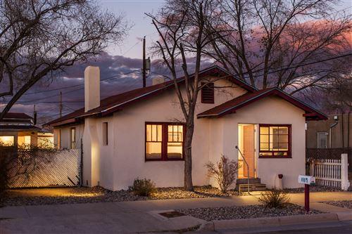 Photo of 1119 Marble Avenue NW, Albuquerque, NM 87102 (MLS # 981757)