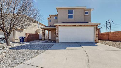 Photo of 1700 cielo oeste NW, Albuquerque, NM 87120 (MLS # 986757)