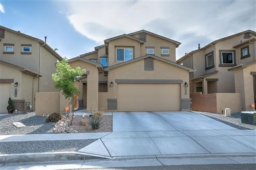 Photo of 9323 SILVER MESA Street NW, Albuquerque, NM 87114 (MLS # 991757)