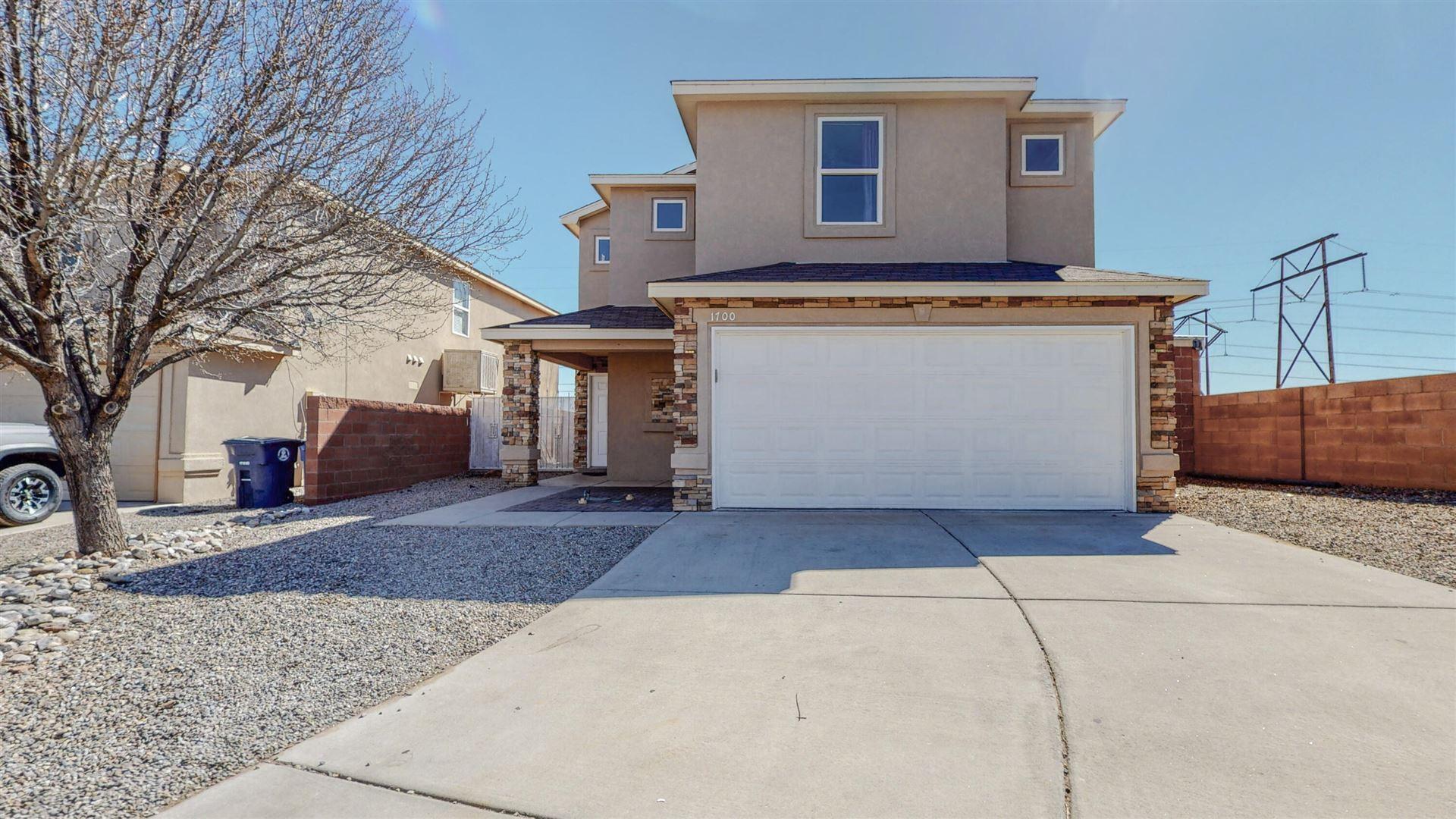 1700 cielo oeste NW, Albuquerque, NM 87120 - MLS#: 986757