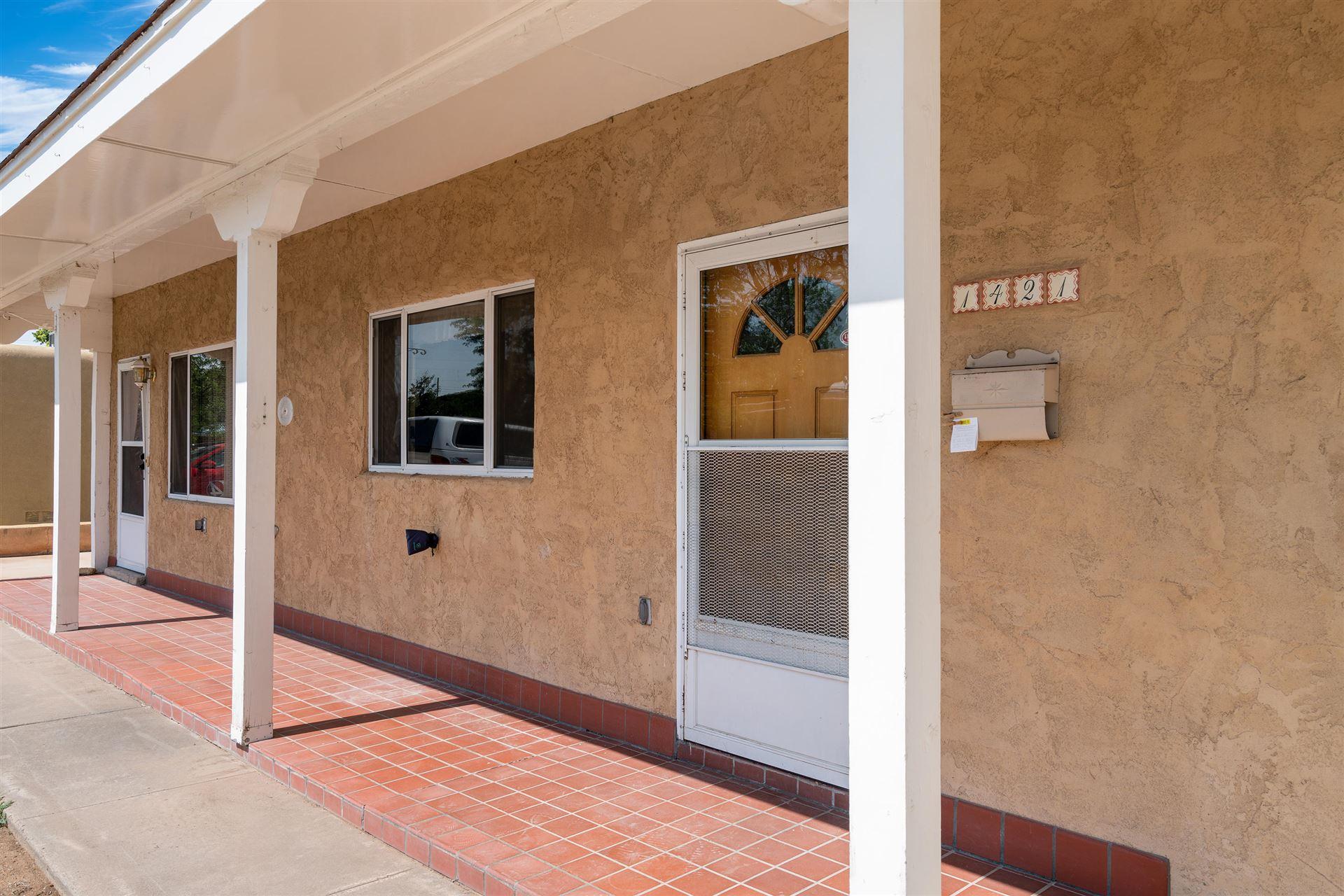 Photo of 1421 KATIE Street NE, Albuquerque, NM 87110 (MLS # 994757)