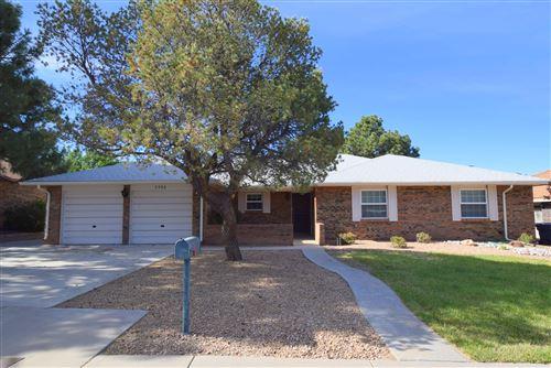 Photo of 7700 LAMPLIGHTER Lane NE, Albuquerque, NM 87109 (MLS # 968758)