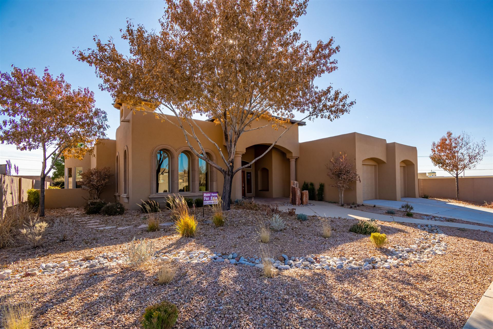 Photo of 9700 SAND VERBENA Trail NE, Albuquerque, NM 87122 (MLS # 957758)