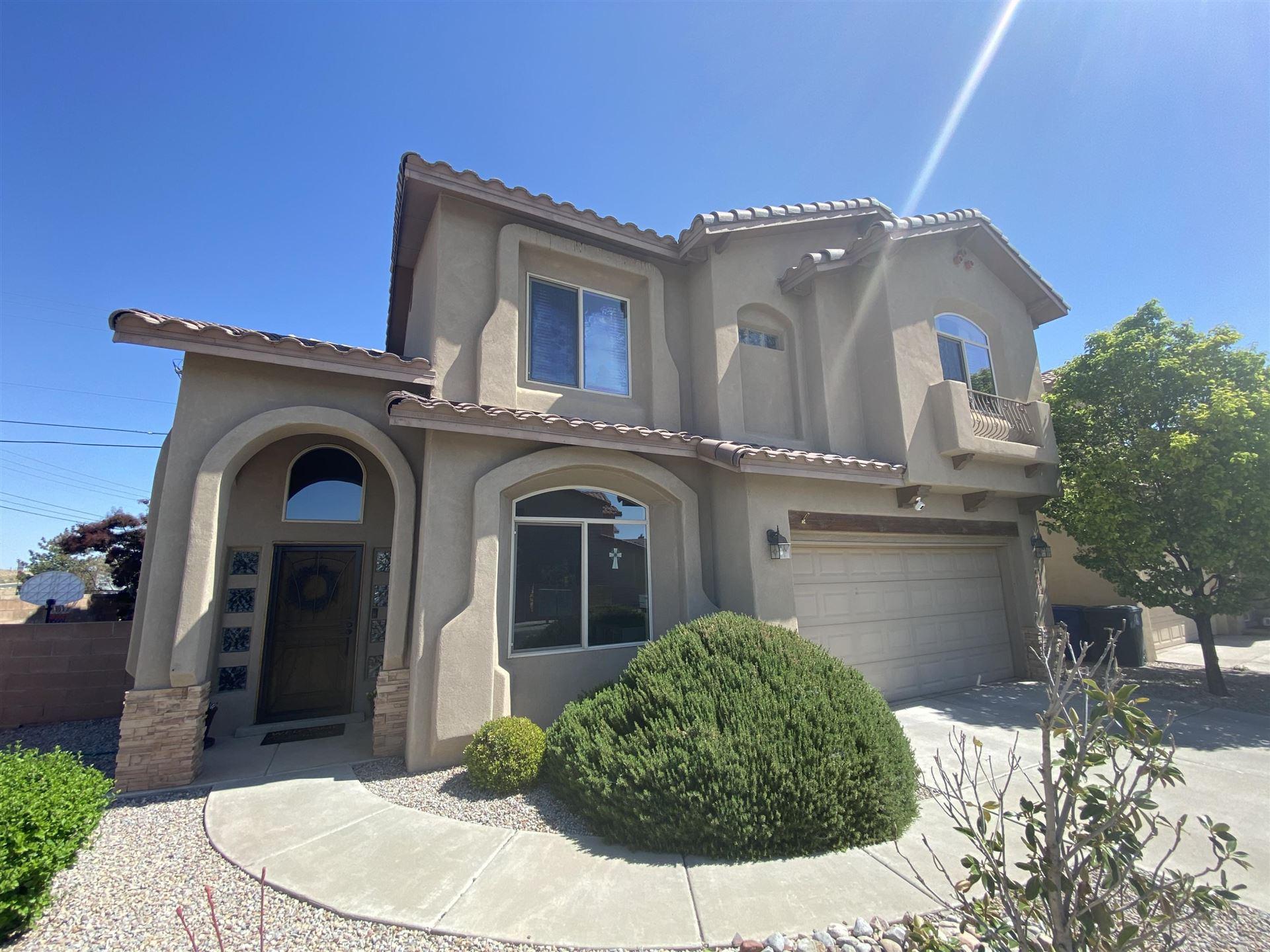 4892 PETRA POINTE Circle NW, Albuquerque, NM 87120 - #: 991758