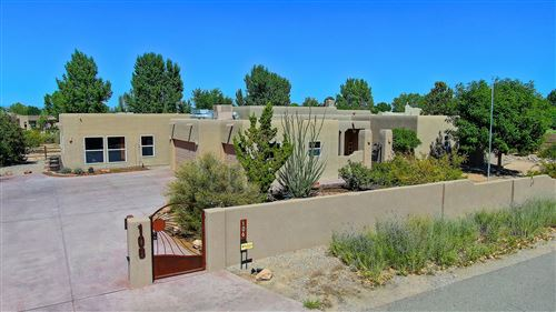 Photo of 106 Thanes Way, Corrales, NM 87048 (MLS # 953759)