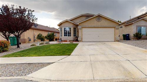 Photo of 412 Playful Meadows Drive NE, Rio Rancho, NM 87144 (MLS # 977759)