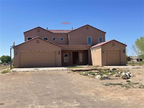 Photo of 7 CALLE RISTRA, Los Lunas, NM 87031 (MLS # 991759)