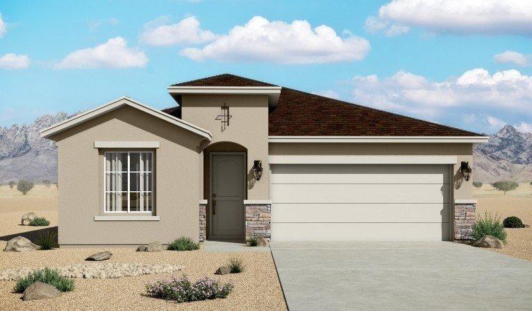 7352 Redbloom Road NW, Albuquerque, NM 87114 - MLS#: 985759