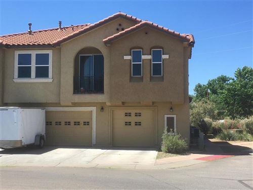 Photo of 601 MENAUL Boulevard NE #105, Albuquerque, NM 87107 (MLS # 968762)