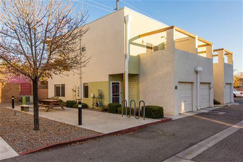 Photo of 702 BROADWAY Boulevard SE #15, Albuquerque, NM 87102 (MLS # 980762)