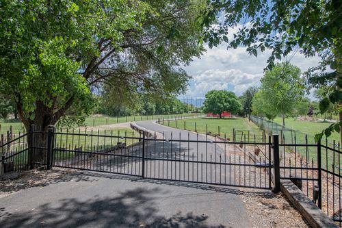 Photo of 8600 RIO GRANDE Boulevard NW, Los Ranchos, NM 87114 (MLS # 995762)