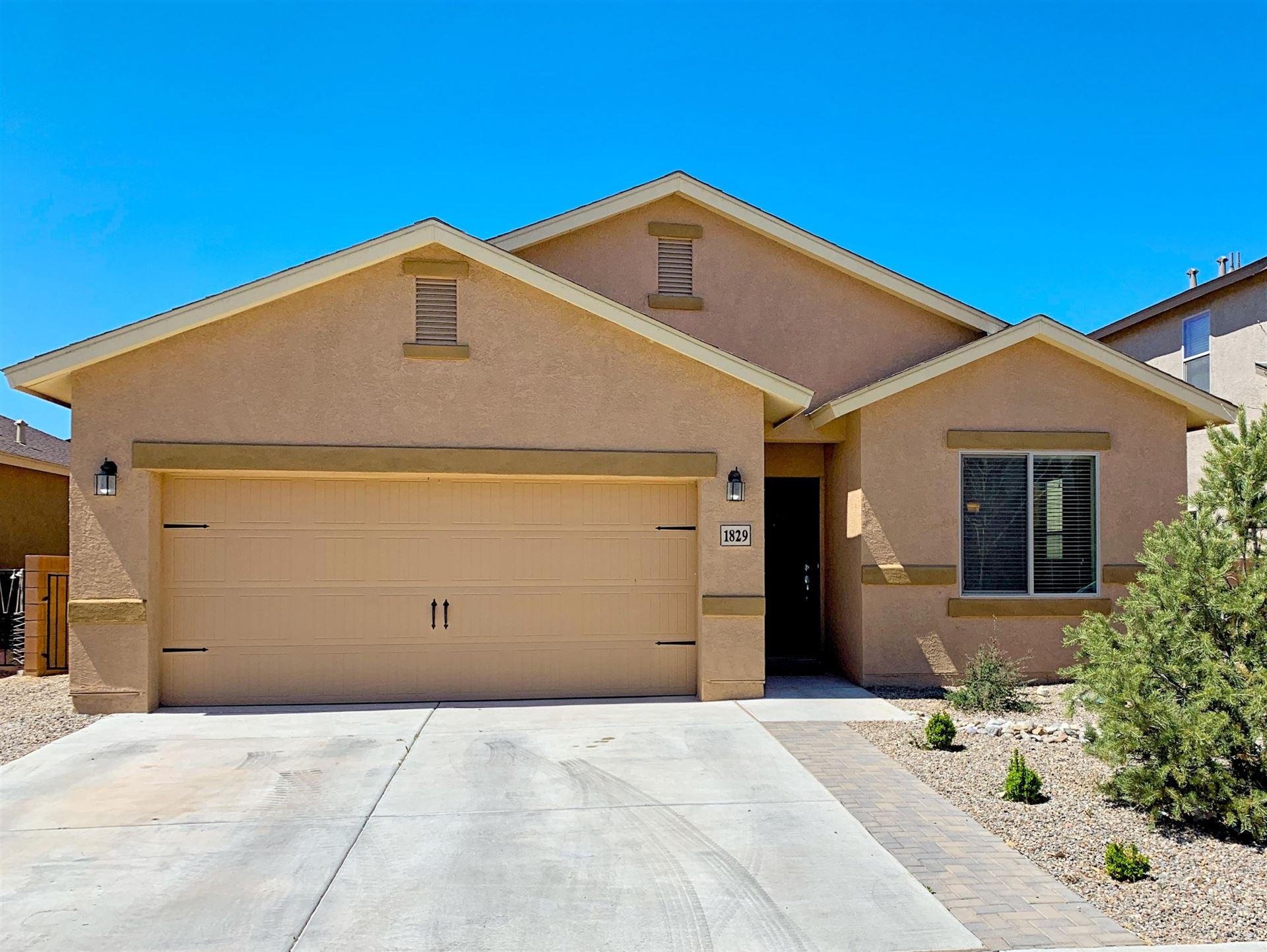 1829 Chisholm Trail NE, Rio Rancho, NM 87144 - #: 965762
