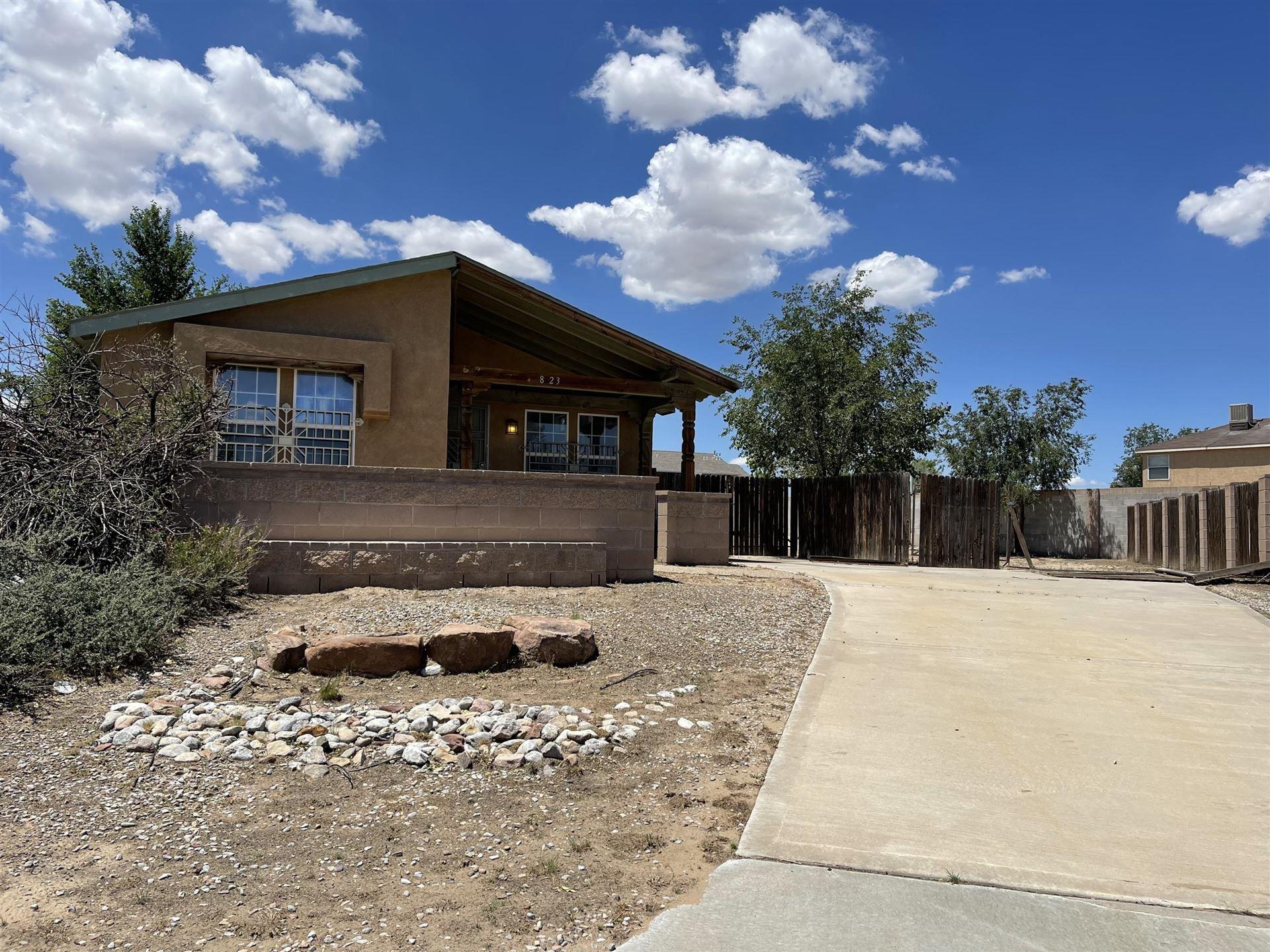 8123 GEM POINTE Road SW, Albuquerque, NM 87121 - #: 997764