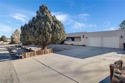 Photo of 9690 ASBURY Lane NW, Albuquerque, NM 87114 (MLS # 986765)