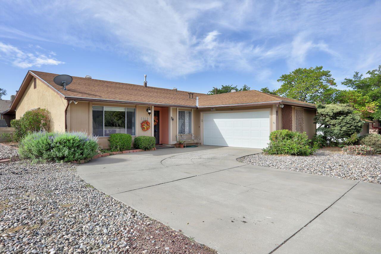 Photo for 6912 LUELLA ANNE Drive NE, Albuquerque, NM 87109 (MLS # 1001765)