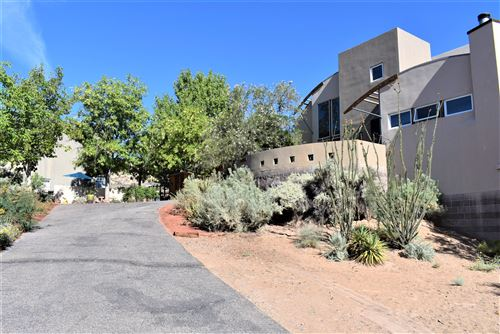 Photo of 151 HOP TREE Trail, Corrales, NM 87048 (MLS # 974766)