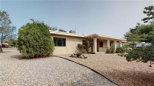 Photo of 3700 La Hacienda Drive NE, Albuquerque, NM 87110 (MLS # 978766)
