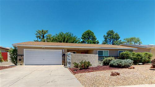 Photo of 8805 JAMES Avenue NE, Albuquerque, NM 87111 (MLS # 971767)