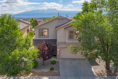 Photo of 10432 OSO RIDGE Place NW, Albuquerque, NM 87114 (MLS # 973769)