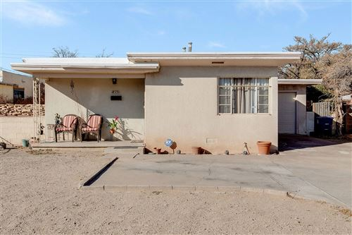 Photo of 813 LAGUAYRA Drive NE, Albuquerque, NM 87108 (MLS # 979769)