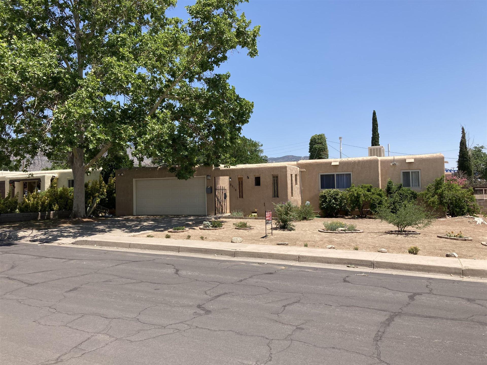 Photo of 2310 ELIZABETH Street NE, Albuquerque, NM 87112 (MLS # 994770)