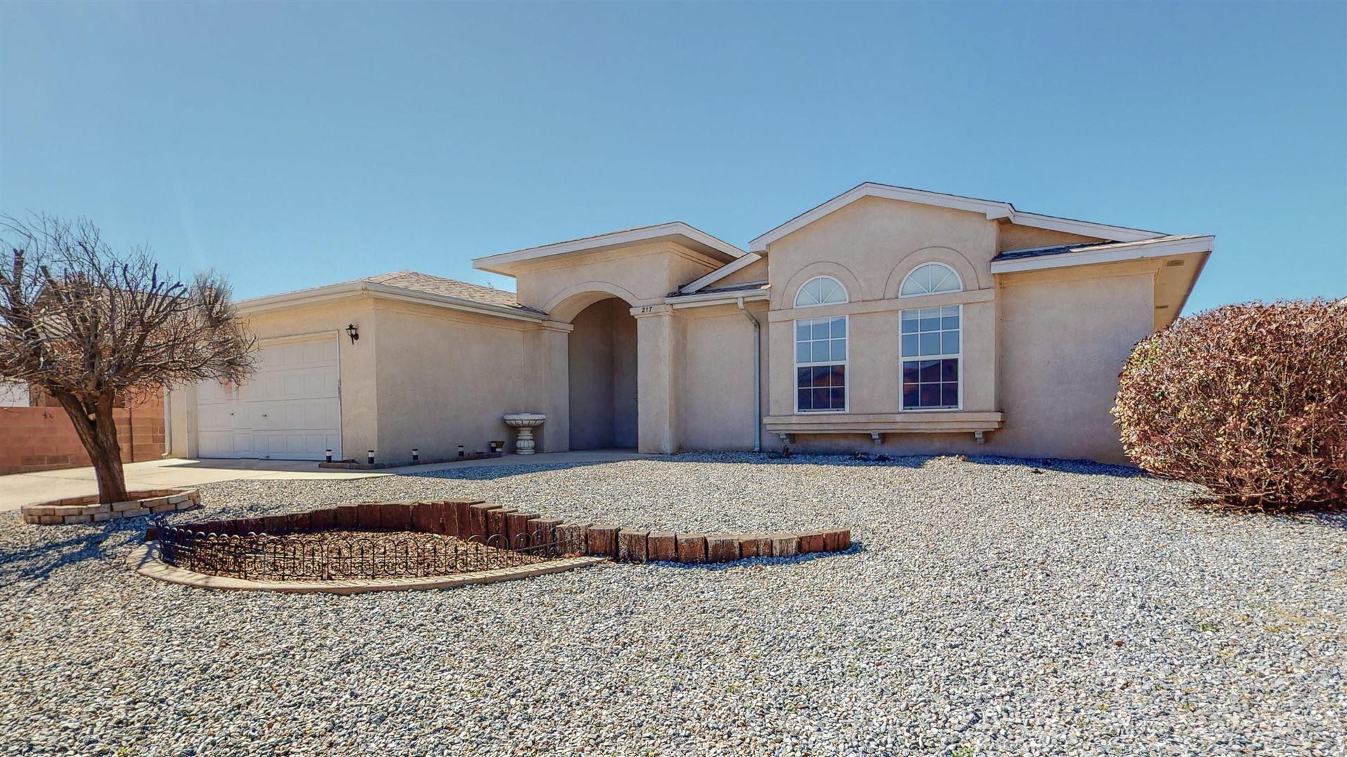 217 DOGWOOD Trail SE, Rio Rancho, NM 87124 - MLS#: 986771