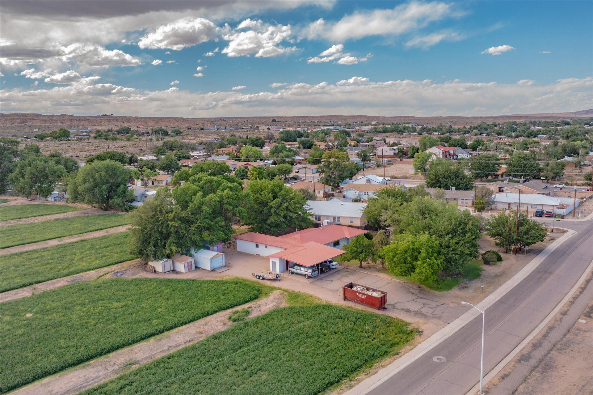 Photo of 803 S MESA Road, Belen, NM 87002 (MLS # 994771)