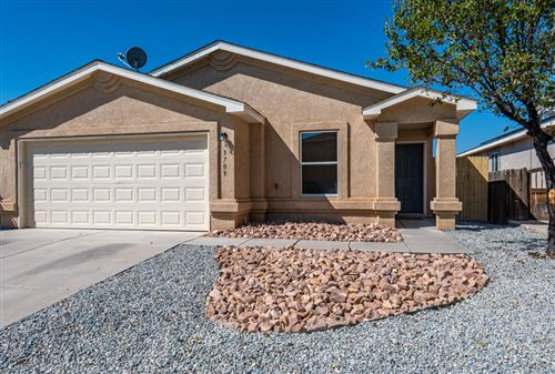 Photo of 3709 PARK POINTE Place NW, Albuquerque, NM 87120 (MLS # 977773)