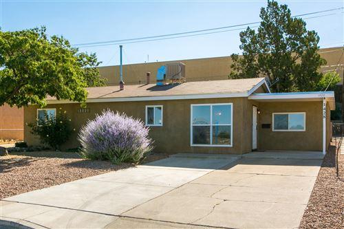 Photo of 1428 MURIEL Street NE, Albuquerque, NM 87112 (MLS # 985774)