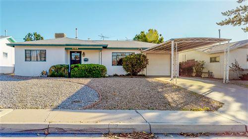 Photo of 4108 Palo Duro Avenue NE, Albuquerque, NM 87110 (MLS # 980775)