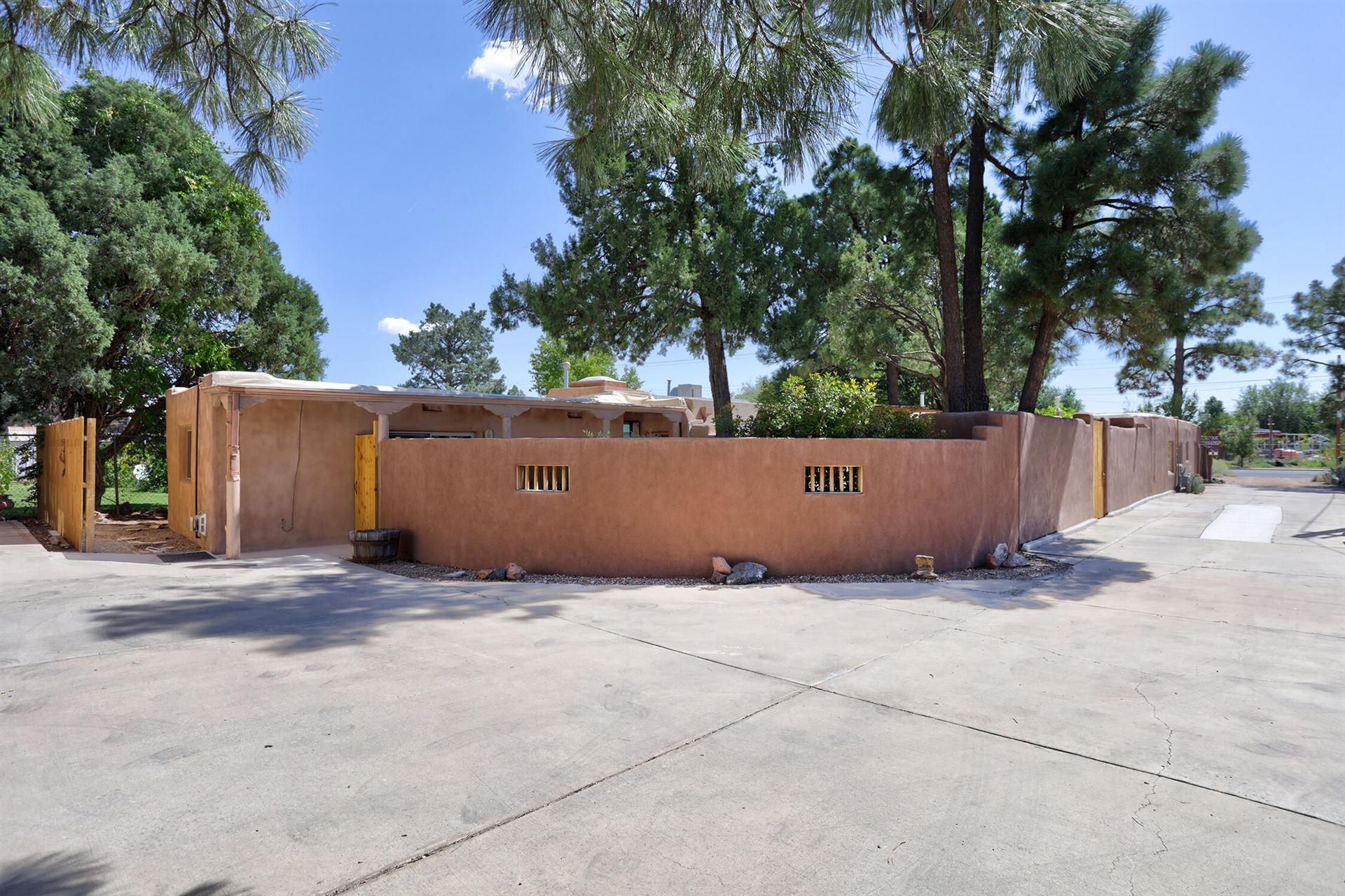 Photo for 1715 CANDELARIA Road NW, Albuquerque, NM 87107 (MLS # 1001776)