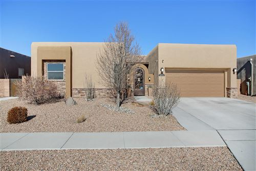 Photo of 6415 Camino De Paz Road NW, Albuquerque, NM 87120 (MLS # 960777)