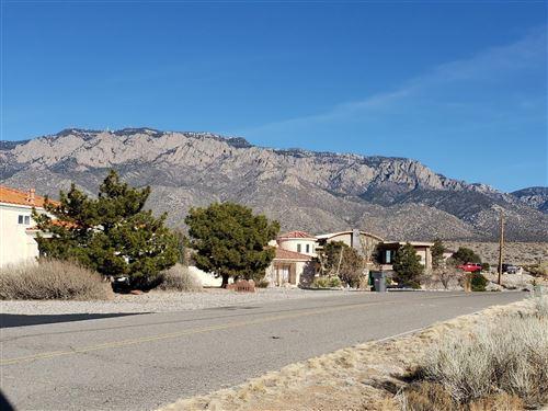 Photo of San Bernardino Avenue NE, Albuquerque, NM 87122 (MLS # 983778)