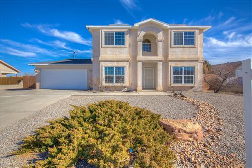 Photo of 4124 Dara Drive NE, Rio Rancho, NM 87144 (MLS # 986779)