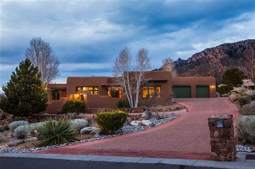 Photo of 6116 BUFFALO GRASS Court NE, Albuquerque, NM 87111 (MLS # 987779)