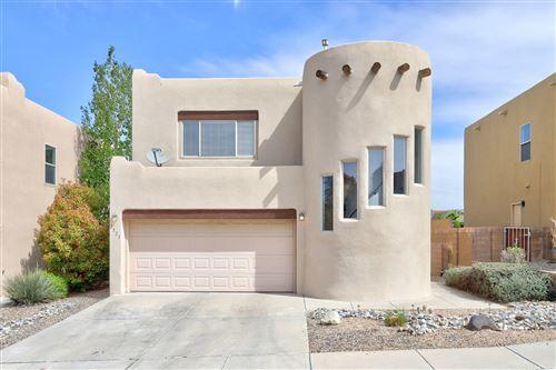 Photo of 7323 VIA CONTENTA NE, Albuquerque, NM 87113 (MLS # 989779)