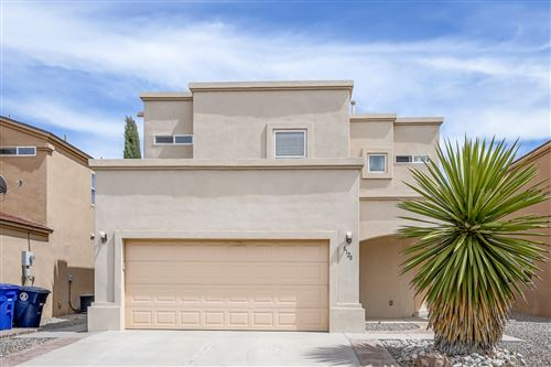 Photo of 8128 Bluffs Edge Place NW, Albuquerque, NM 87120 (MLS # 990779)