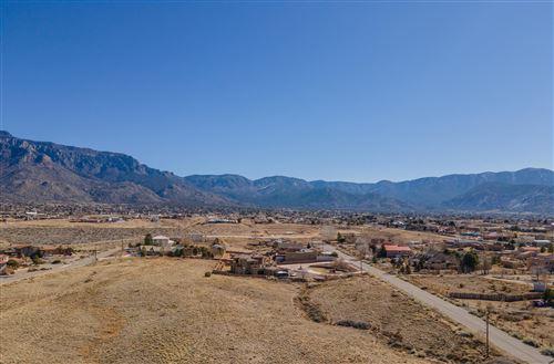 Photo of Ranchitos Avenue NE, Albuquerque, NM 87122 (MLS # 983780)