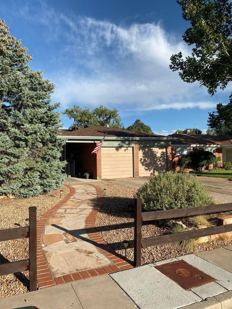 2732 RHODE ISLAND Street NE, Albuquerque, NM 87110 - MLS#: 986781