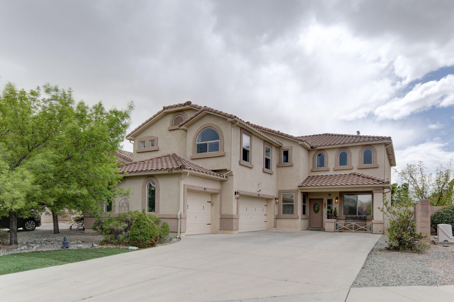 4219 MESA RINCON Drive NW, Albuquerque, NM 87120 - #: 990781
