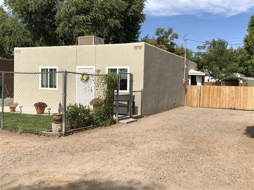 Photo of 3119 CYPRESS Circle SW, Albuquerque, NM 87105 (MLS # 1001782)